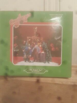 New The Perfect Tree Lighted A Christmas Story Dept 56 Tree Lot accessory Rare