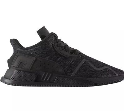 683b889e4a7a Adidas Originals Eqt Cushion Adv Triple Black Running Shoe Men New Friday  BY9507