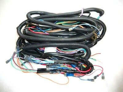 New Massey Ferguson 135 Wiring loom assembly,All Wiring Cable @AK