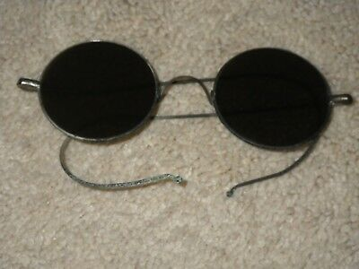 RARE VINTAGE  WELDING Safety  GLASSES - STEAM PUNK