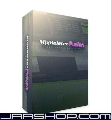 MixMeister Fusion eDelivery JRR Shop