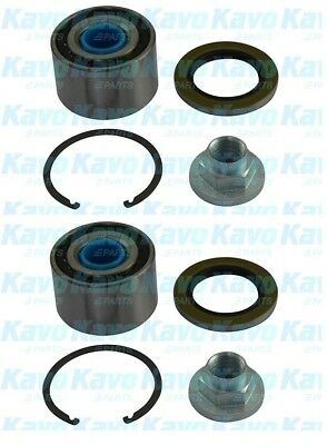 2X Lexus Is200 Is300 Altezza 2.0 1999-2005 Front Wheel Bearing Kit Pair N/s O/s