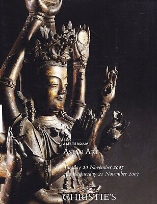 ASIAN ART: Christie's Ams. 07 +results