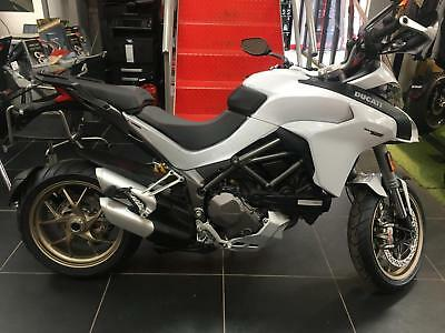 Ducati Multistrada 1260 S And Touring 2018 Bikes Now In Stock From !