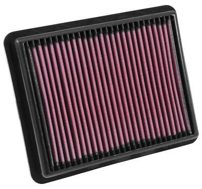 K&N HIGH FLOW AIR FILTER 33-3024 for Mazda CX-5 3 6 CX-9