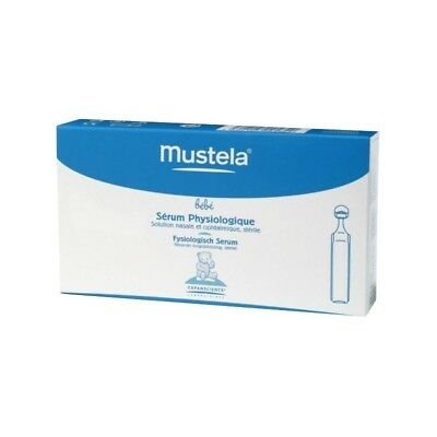 Mustela Saline Solution 20x5ml