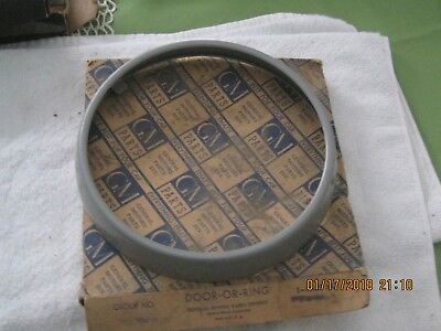 Nos 1940S Chevrolet Metal Headlamp Bezel
