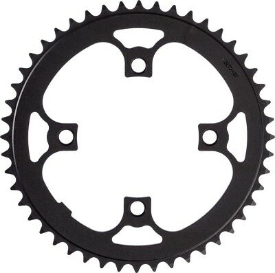 FSA Alloy 9 Speed Chainring Black 104mm BCD 4 Bolt 48t MTB