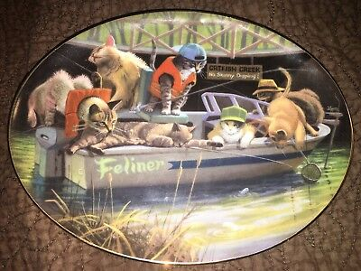 Catfish Creek Franklin Mint Collection