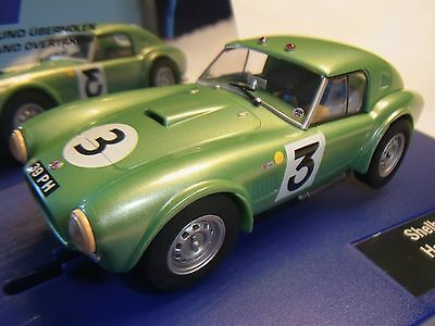 Carrera Digital 1:3 2 Shelby Cobra Hardtop Coupe`63 car30716 SLOTCAR car