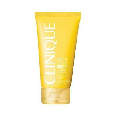 Clinique SUN Face/Body Cream SPF15 with SolarSmart 150ml for Her, NEW + FREE P&P