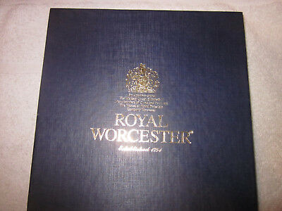 DIANA  Royal Worcester UK Danbury Mint Collector Plate The Work Continues w COA