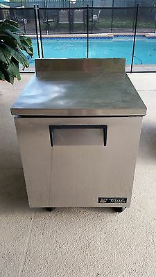 True table freezer on casters model: TWT-27F Ready to freeze anything
