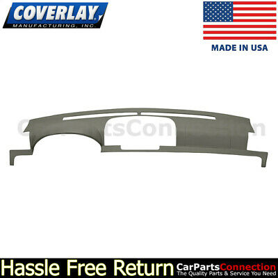 Dash Board Cover Taupe Gray 10-725-TGR For D21 Pickup Front Upper Coverlay