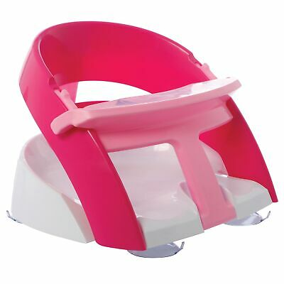 Dreambaby Baby / Child / Girl's Premium Bath Support Seat - Pink - From 5 Months