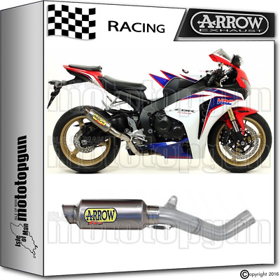 Arrow Kit Muffler Gp-2 Titanium Race Honda Cbr 1000-Rr 2008 08 2009 09 2010 10