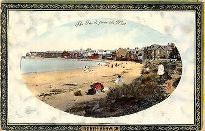 Scotland North Berwick, The Sands from the West