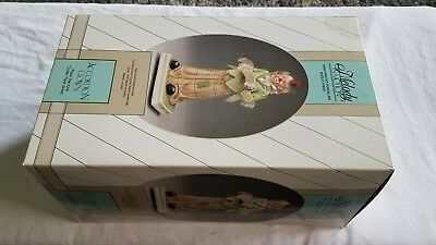 Vintage Melody in Motion ACCORDION CLOWN hand painted W@W Neat L@@K