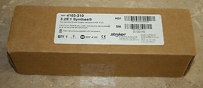 Stryker 4103-210 3.25:1 Synthes Brand New in box, still covered in plastic
