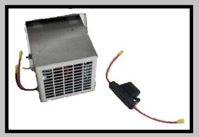 Telehandler 12v Cab Heater 10,020BTU NO WATER REQUIRED UNIVERSAL FIT