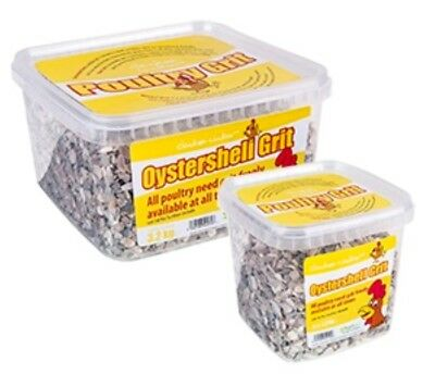 Oystershell poultry grit Chickin Lickin poultry bird calcium supplement Agrivite