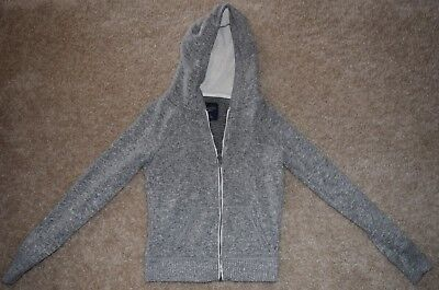 American Eagle Size XS Women's Long Sleeved Hooded Zip Up Sweater