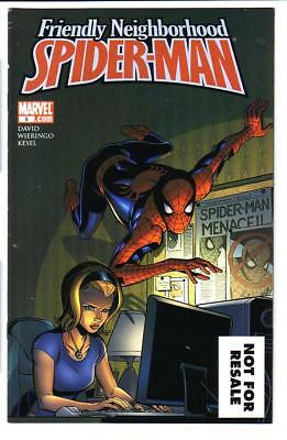 Friendly Neighborhood Spider-man #5 NOT for RESALE Cover VARIANT