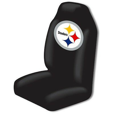 NEW NFL Pittsburgh Steelers Car Seat Cover Sealed New Universal