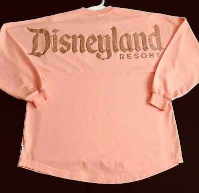 NWT Authentic Disneyland Rose Gold Jersey XS,SM,MD,LG-2X