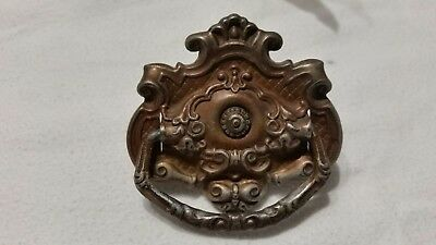 Antique Furniture Handle Drawer Dresser Pull Hardware Vintage