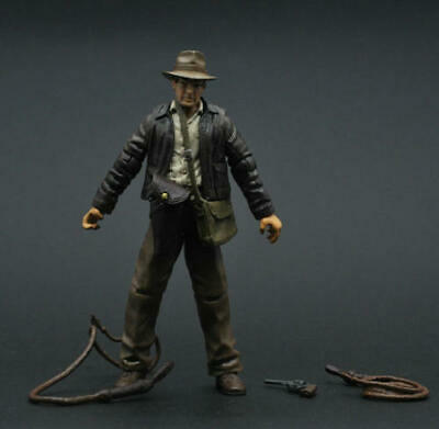 "Indiana Jones Raiders of the Lost Ark action 3.75"" figure loose Toys"