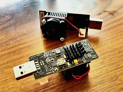 Official FutureBit Moonlander 2 USB Scrypt Stick Miner 3-5.5 MH Litecoin IN HAND