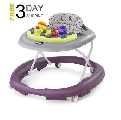 Baby Bouncer Activity Walker for Toddlers with Walky Talky 3D Toybar Toys Seat