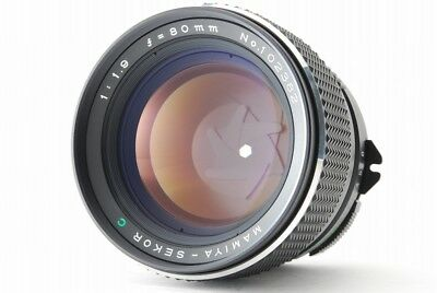 [AB- Exc] Mamiya 645 SEKOR C 80mm f/1.9 MF Lens for M645 Pro TL From JAPAN R3959