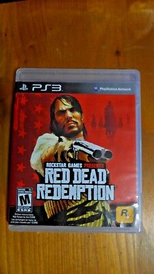 Red Dead Redemption (Sony PlayStation 3, 2010) Missing Map