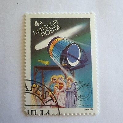 Space Postage Stamp Collectable