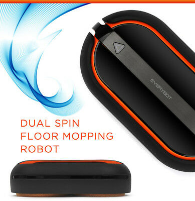 EVERYBOT RS700 Electric Wireless Dual Spin Robot Mop Cleaner