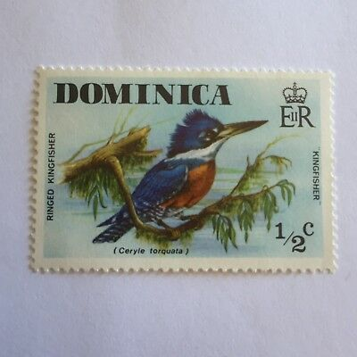 Space Postage Stamp Collectable Dominica
