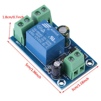 DC 12V 8A Dual Way Automatic Transfer Switch Controller UPS