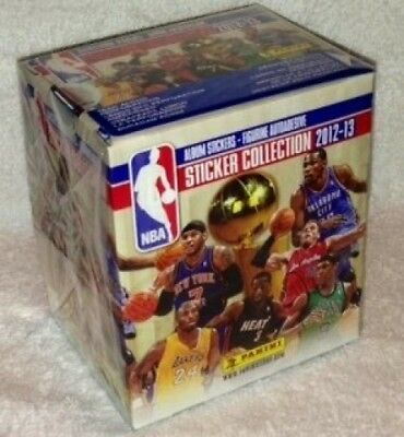 2012-13 Official Panini NBA Sticker Collection - 50 Sticker Packets Per Box (5