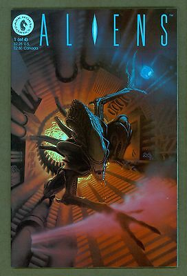 Aliens 1, 2, 3, 4 - Lot Of 4 Avg Grade 9.4 NM Dark Horse Comics 1990