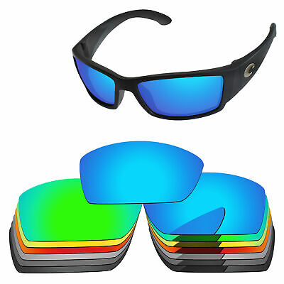 ToughAsNails Polarized Lens Replacement for Costa Del Mar Harpoon Sunglass More Options