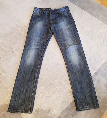 Boys blue denim Next regular fit jeans age 10 years