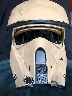 STAR WARS SHORETROOPER HELM - Rogue One