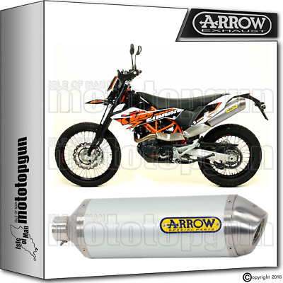 Arrow Muffler Race-Tech Aluminium Hom Ktm 690 Enduro R 2009 09 2010 10 2011 11