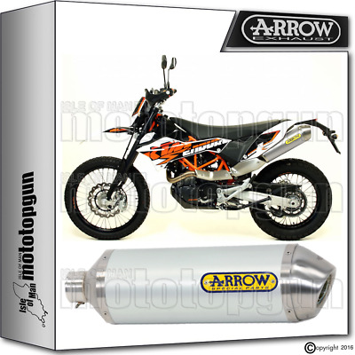 Arrow Muffler Race-Tech Aluminium Hom Ktm 690 Enduro 2009 09 2010 10 2011 11