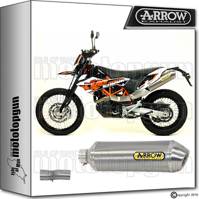 Arrow Kit Muffler Race-Tech Titanium Hom Ktm 690 Enduro 2009 09 2010 10 2011 11