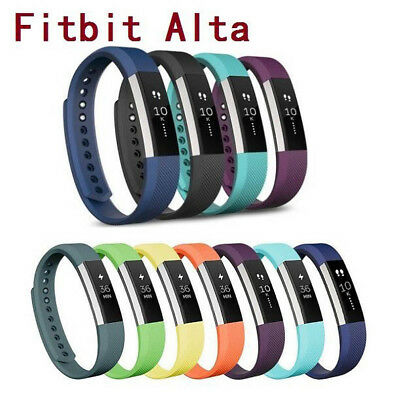 Replacement Wristband Watch Band Strap Bracelet For Fitbit Alta / Alta HR Band