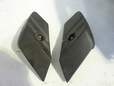 Yamaha Majesty Yp250 Yp 250 1997 Footrest Rubbers Left And Right