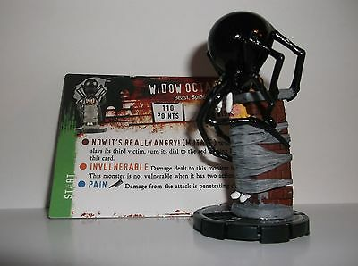 HORRORCLIX  Widow Octavia #085 Rare W/CARDS Base Set
